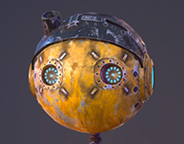 Robot - JGR001
