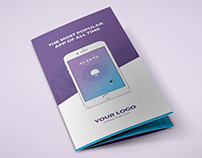 Brochure – Mobile Apps Tri-Fold Template