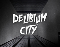 Delirium City - Logotype