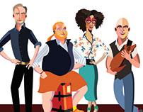 ABC's The Chew Cast