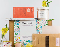 Package illustration for Momset Project