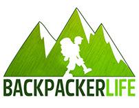 BackpackerLife // Brand redesign