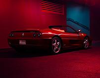 Ferrari F335 Spider