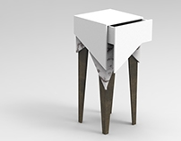 Origami table