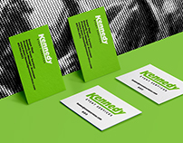 Kennedy Event Services Branding