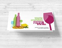 Fiesta in the Vines Invite
