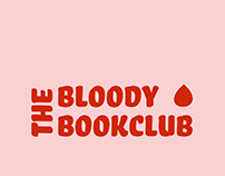 The Bloody Bookclub Branding