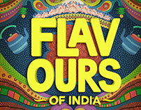 Flavours of India - Branding