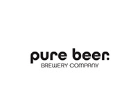 PURE BEER // LOGO DESIGN // 2020