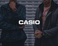 Casio - E-commerce Concept Design