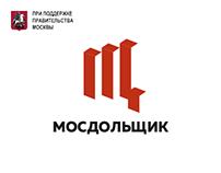 """""""Mosdolschik.rf"""" Logo"""