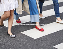 weAre the future footwear - Brand building