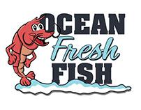 Ocean Fresh Fish