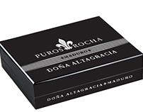 Design for cigar box