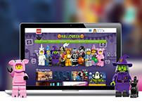 LEGO® Halloween Campaign 2015