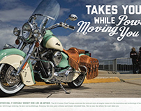 Indian Motorcycle Custom Font