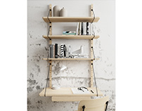 TWIG SHELVING SYSTEM