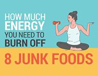 8 junk foods - Video