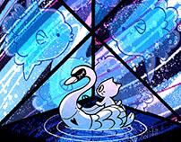 Kaleidoscopic Aquarium
