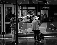 Made in Melbourne Street Photography in Black & White