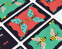 Entomon - Poker Cards