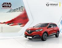 Renault / Star Wars