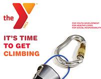 YMCA Adventure Department Poster Series