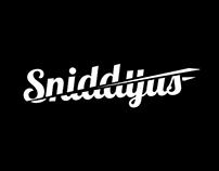 """Full Twitch Channel Design for """"Sniddyus"""""""