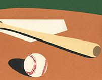LA Baseball Field