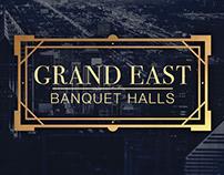 Grand East Banquet Halls - Rebranding WIP