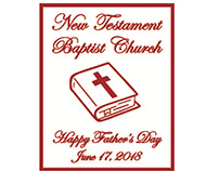Father's Day 2018 Cup/Mug Design for NTBC
