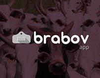 Branding Brabov app