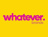 whatever brands presentation