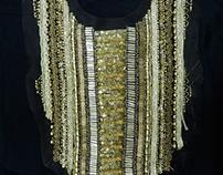 """ GOLD "" Indian Goddess"