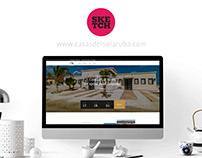 Casas del Sol Website