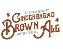 Gingerbread beer | branding
