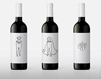 """Rediseño vino """"ORÍGENS"""""""