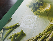 Food Network Magazine Branding Kit
