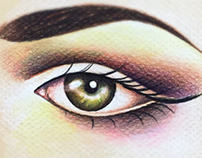 Why are eyes so irresistible to draw?