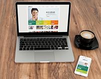 MEGA - Insurance Brokerage Company Responsive Website