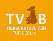 - AUFKLÄRUNGSKAMPAGNE TIERSCHUTZVEREIN FÜR BERLIN -