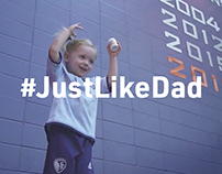#JustLikeDad: SKC Father's Day Social Campaign