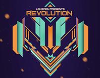 Revolution - party affiche