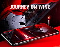 Journey on Seeking Wine