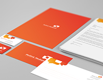 mollink mediation | logo design, stationary & webdesign