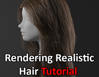 Realistic Hair Tutorial using XGen & Redshift