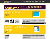 E-planning: Galeria de formatos