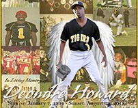 In Loving Memory of Deondre Howard of Fresno, CA.