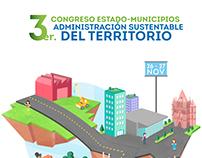 Imagen 3er. Congreso Estado-Municipios Guanajuato