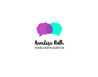 Identidad visual de Anne Roth Sworn Translator